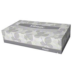 Flat Box Facial Tissue