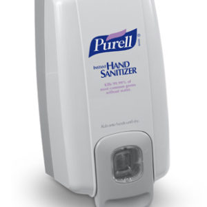 Gel Hand Sanitizer Dispensers