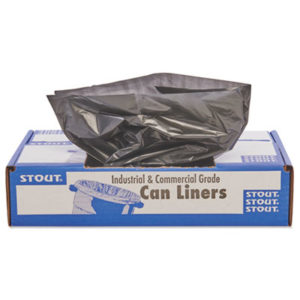 46X50 Low Density Can Liners