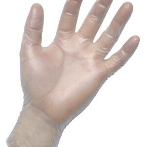 Vinyl Gloves - Disposable
