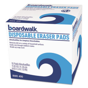 Boardwalk Eraser Pads