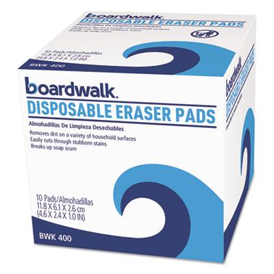 Boardwalk Eraser Pads
