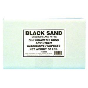 Mission Black Sand