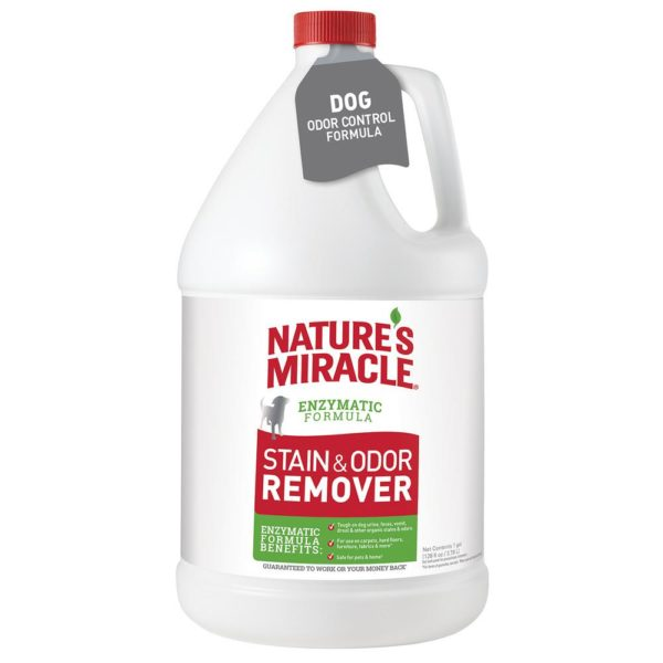 Natures Miracle Stain and Odor Remover